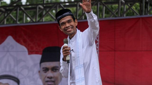 Ustaz Abdul Somad, Ustaz Somad, Aceh Membuat Curhatan Mellya