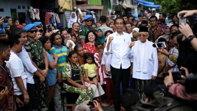 Jokowi - Ma'aruf