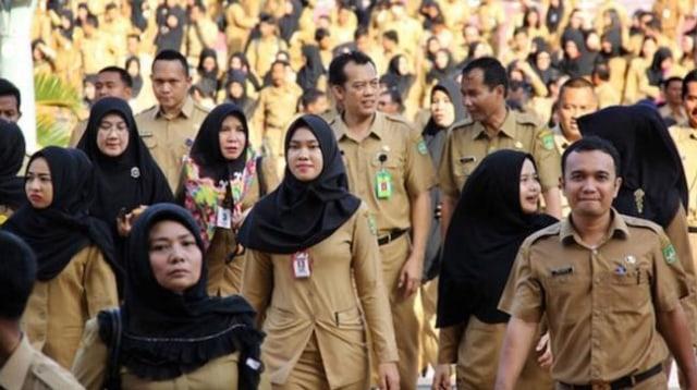 Jokowi Tandatangani 4 Perpres Tunjangan Fungsional PNS, Ini Daftarnya