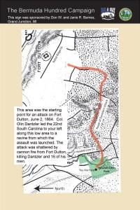 Dantzler Attack Route