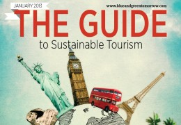 The Guide to Sustainable Tourism 2013