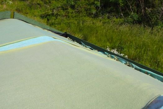 Fleece Water-catchment Layer