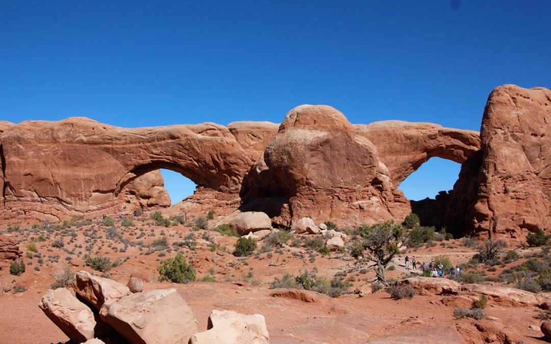 Arches National Park in Utah – Stop Along Our USA Road Trip