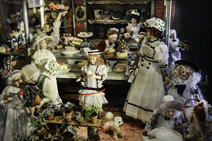Impressive Dollhouse Museum in Switzerland