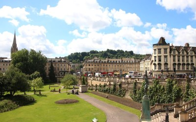 Visit Bath and its Roman History
