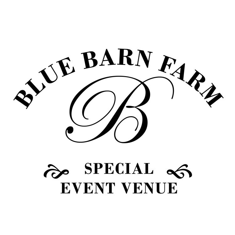 Logo: Blue Barn Farm Special Event Venue.