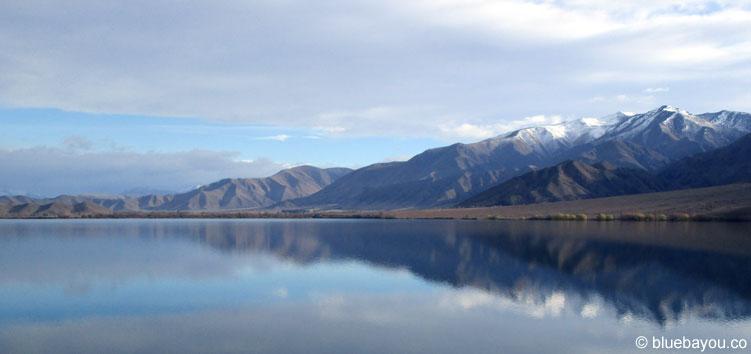 Berge in Neuseeland: Eindrucksvoll, für mich aber ähnlich wie in Kanada.