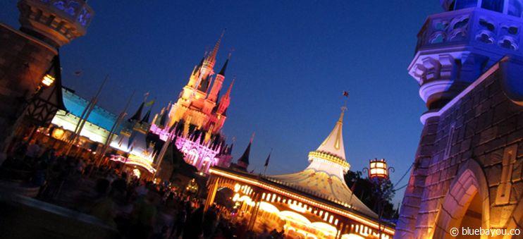 Walt Disney World Orlando: Magic Kingdom.