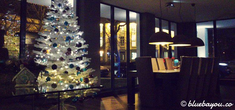 Die One Lounge des Motel One Saarbrücken.