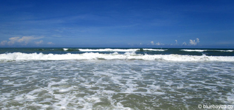 New Smyrna Beach in Florida: einer meiner Lieblingsstrände in diesem US-Staat.