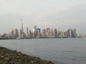 Jersey City, skyline - Here you can find top neighborhoods in Jersey City.
