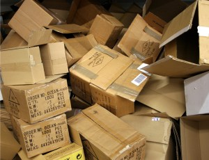 Lots of boxes
