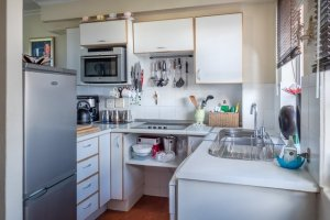 Your kitchen is the place for in-home storage solutions