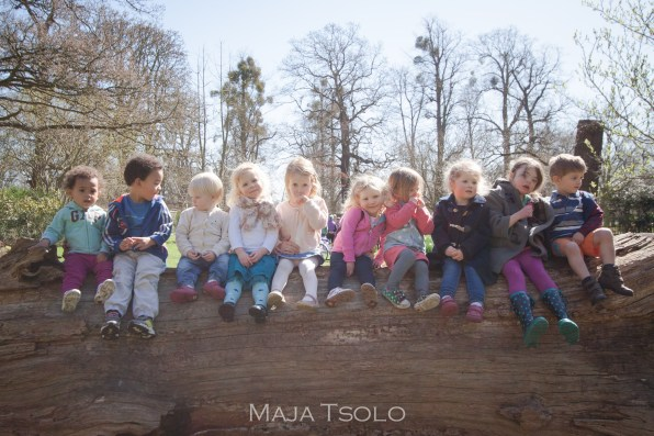 Our amazing tots!