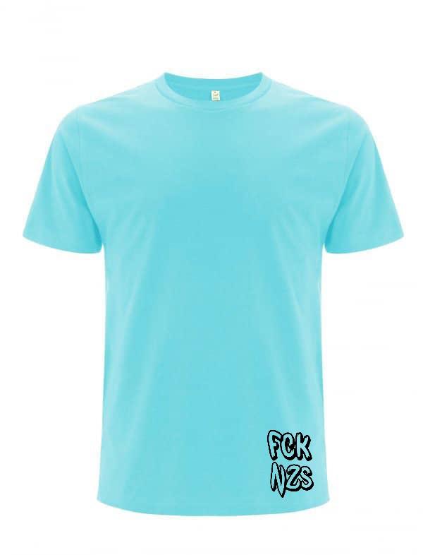FCK nzs unisex men t-shirt