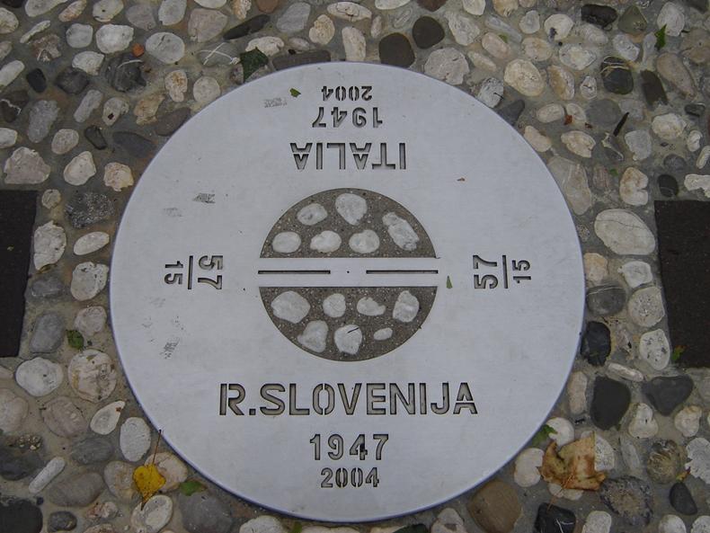 Nova Gorica border