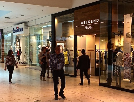 WEEKEND Max Mara opens in Calgary