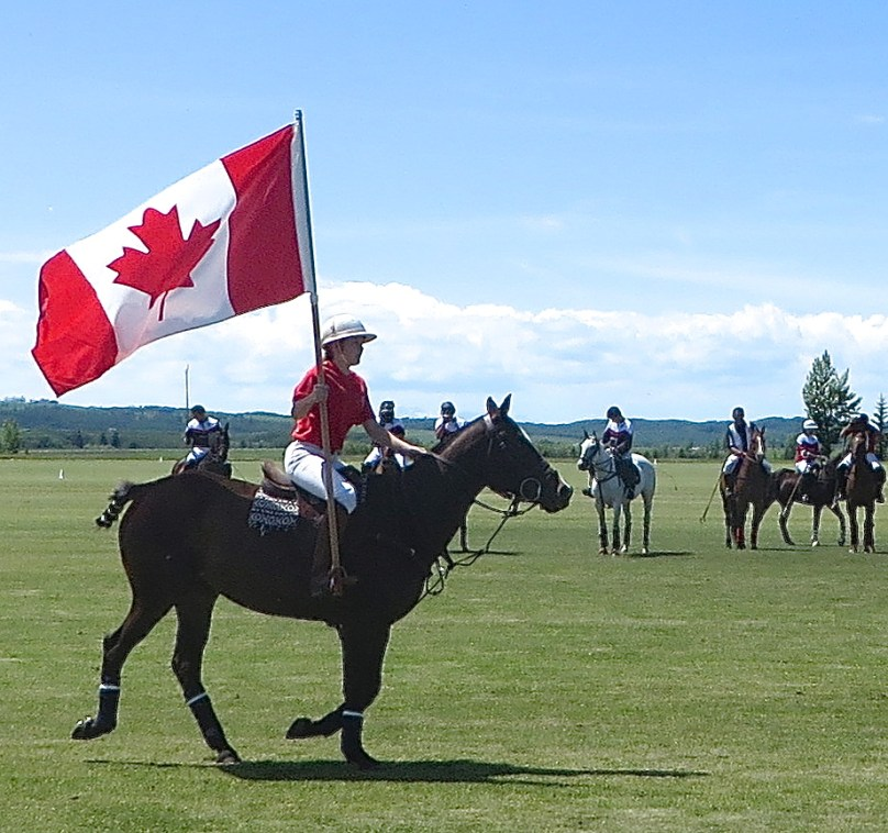 Canada Day Calgary Polo Club 2014