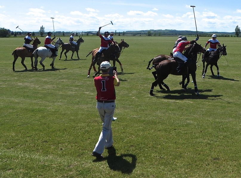 Canada Day Calgary Polo Club