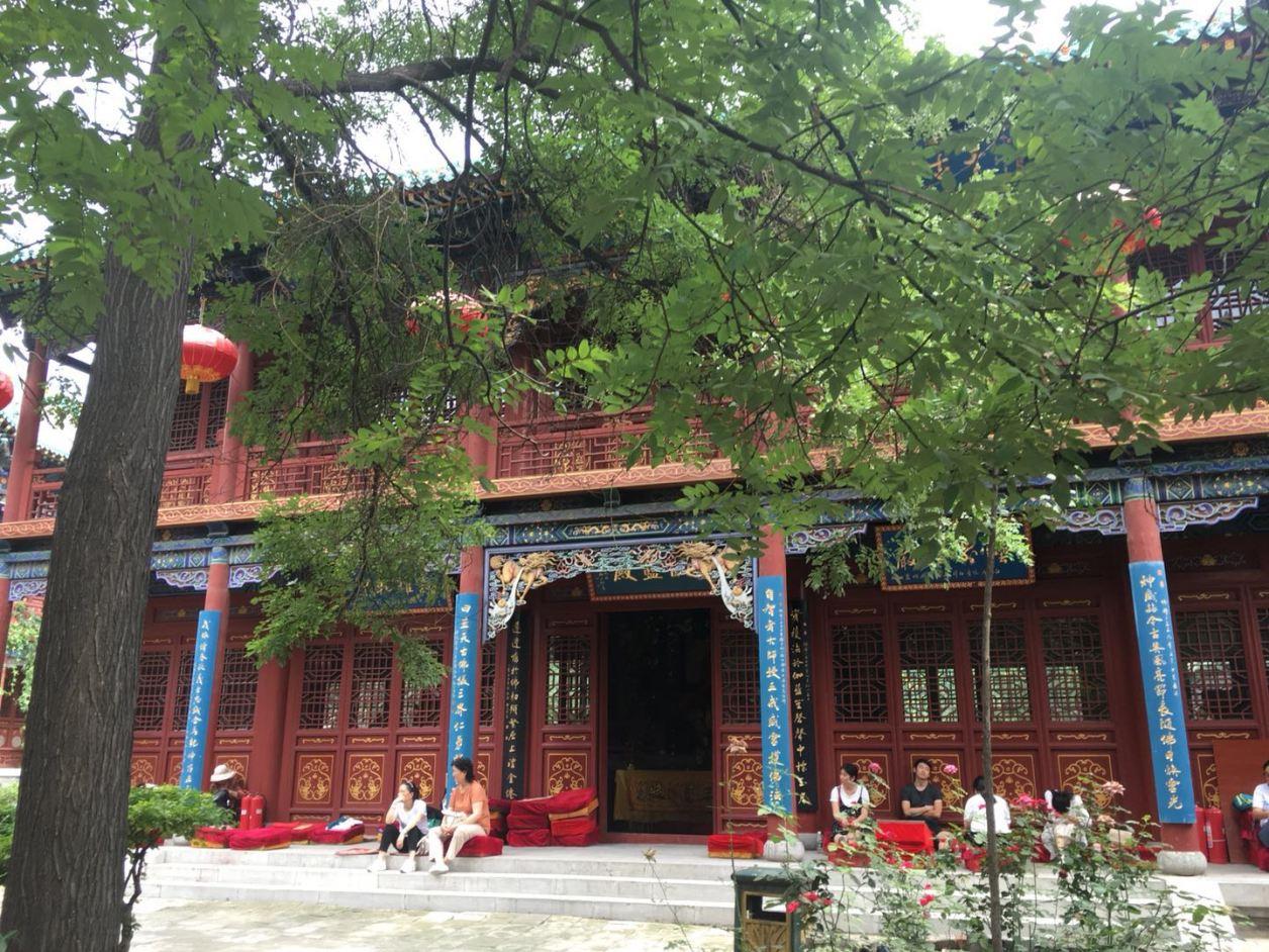 太原崇善寺