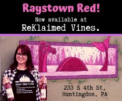 Raystown Red!