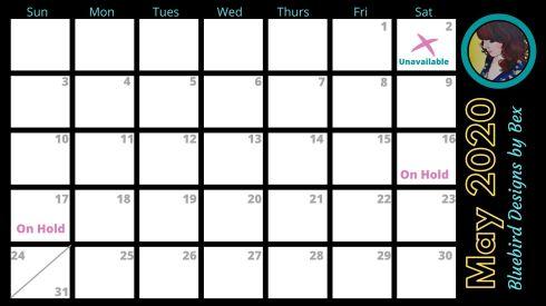 Calendar May2020