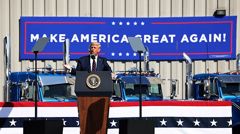 US 2020 Election: President Trump RELEASES AGENDA FOR Second Term if RE-ELECTED.