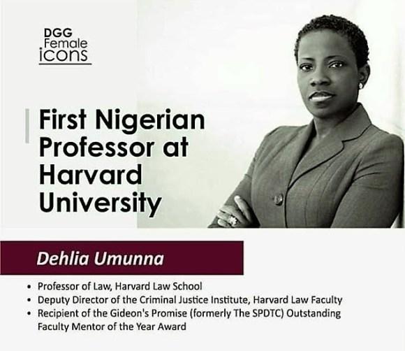 MEET FIRST NIGERIAN Professor At HARVARD UNIVERSITY LAW SCHOOL.
