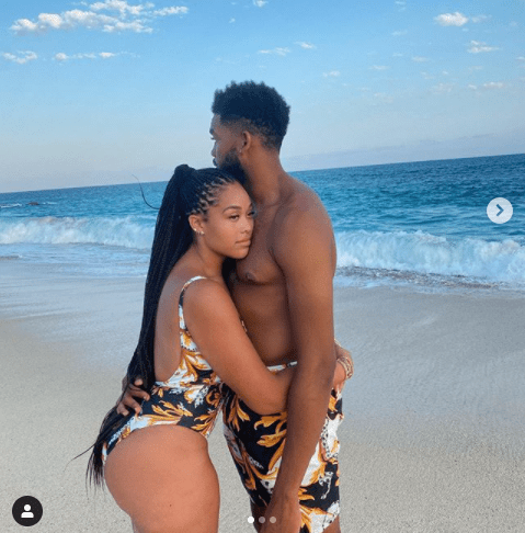 Jordyn Woods CONFIRMS RELATIONSHIP WITH Karl-Anthony Towns.