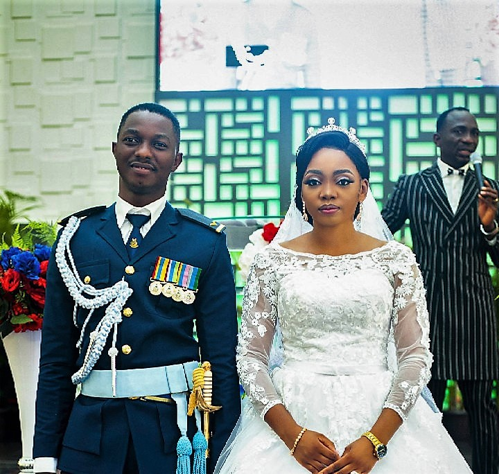 Dr Paul Enenche's Younger Brother WEDS.