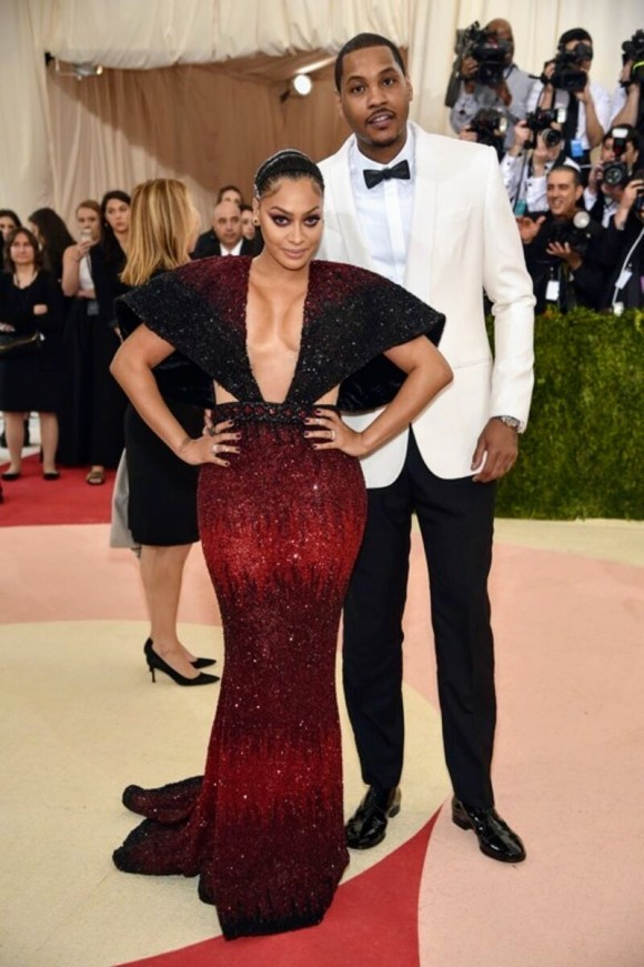 LaLa and Carmelo Anthony Allegedly Part Ways After 16 Years Of Marriage