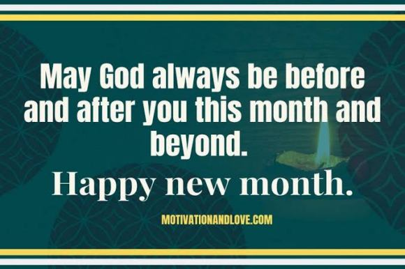 July 2021 : Happy New Month .