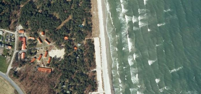 Das Jugenddorf aus der Luft (GoogleEarth)