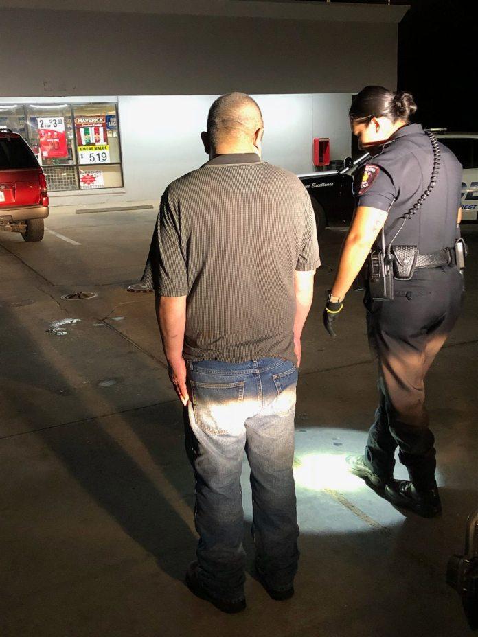 2618 splendora PD arrest 2