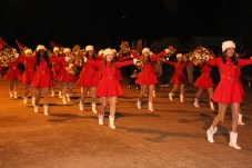 The Liberty Prancers donned festive attire for the Country Christmas parade on Nov. 27 in downtown Liberty.