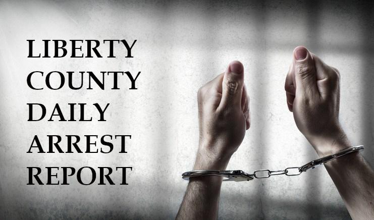 Daily Arrest Report | Bluebonnet News
