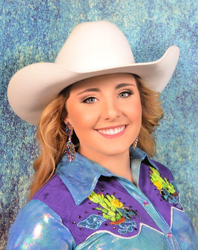Liberty County Rodeo Queen To Compete In State Contest