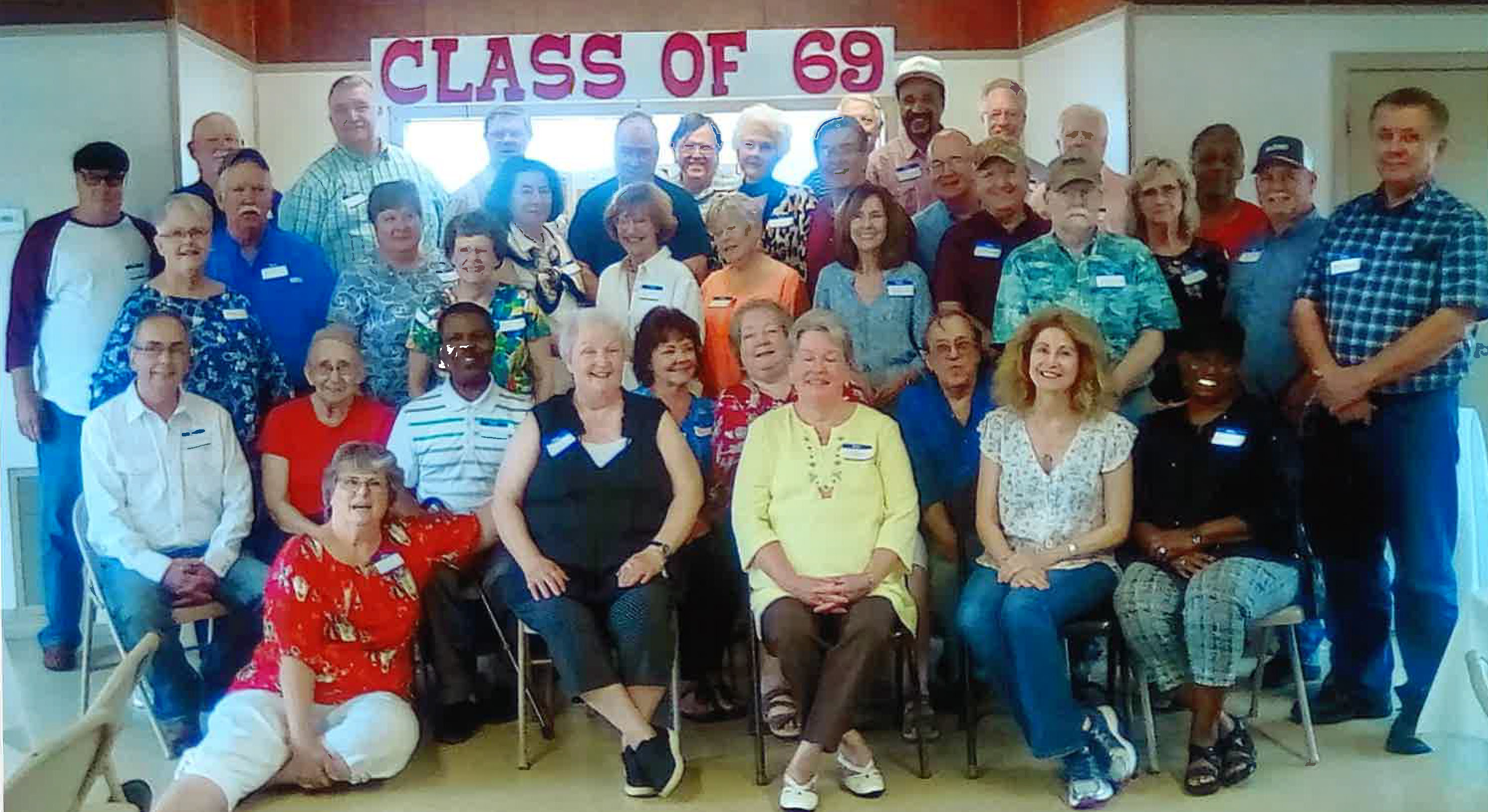 Cleveland High School Class Of '69 Holds 50-year Reunion