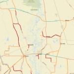 2919TxDOT map