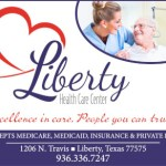 Liberty Health Care Center August 2019