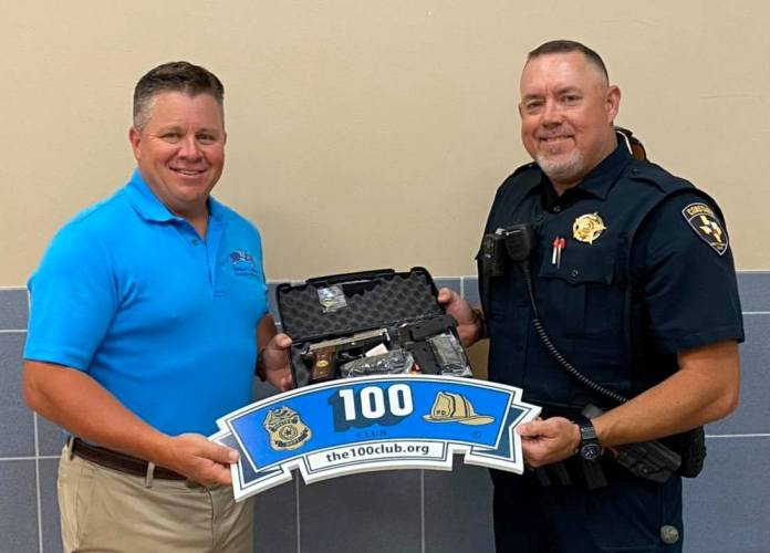 Liberty County Deputy Constables Recognized For Efforts To