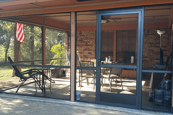 screened enclosures bluebonnet patio