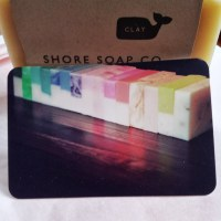 Shore Soap Co. Handmade in Newport, Rhode Island {Beauty}