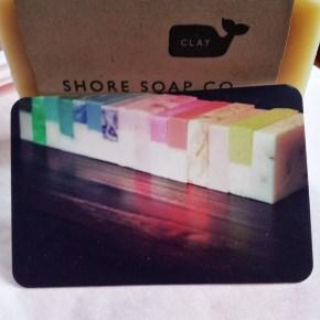 Shore Soap Co. Handmade in Newport, Rhode Island {Beauty}