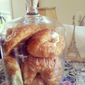Les beaux croissants