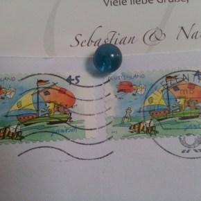 Cutest German Postage