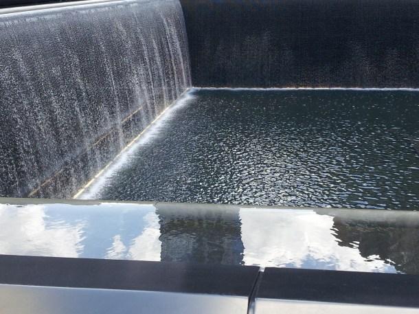 9-11 Memorial Fountain