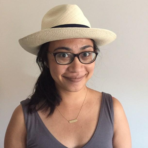 cuyana hat
