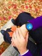 jord watches sawyer ebony and ultramarine