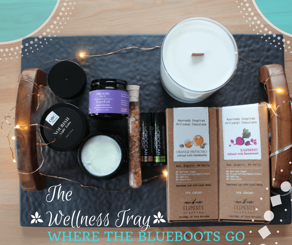 The Wellness Tray // how to make your own + gift it to someone you love